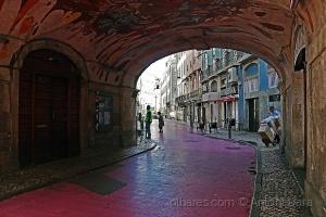 /Rua Cor de Rosa ( Lisboa )