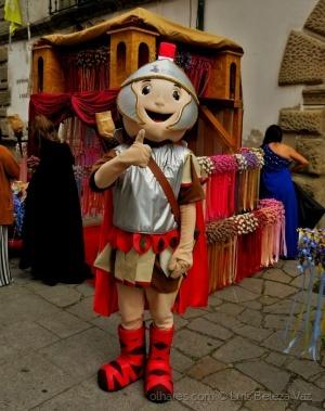 Gentes e Locais/Mascote da Braga Romana