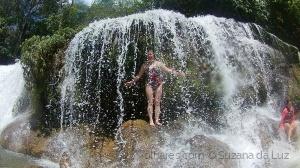Paisagem Natural/Banho de Cachoeira