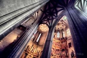 Arquitetura/catedral de Astorga - Espanha