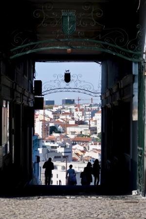Paisagem Urbana/Arco do Evaristo
