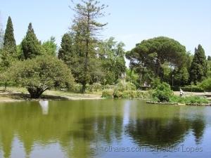 /Jardim em Lisboa
