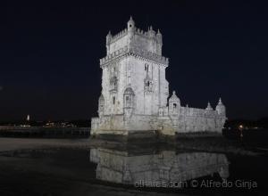 /A «velhinha» Torre de Belém