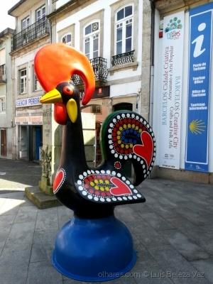 Gentes e Locais/O galo de Barcelos