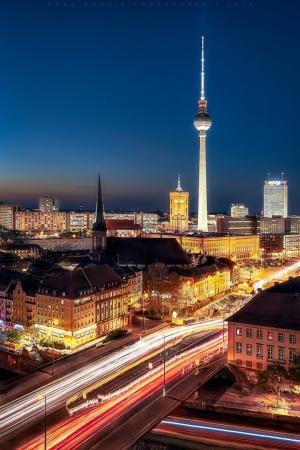Paisagem Urbana/Berlin Viewpoint