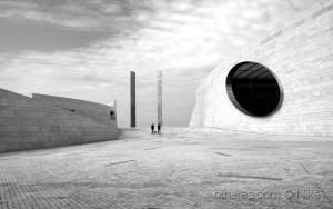 Arquitetura/dimensões