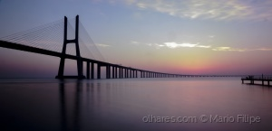 /Sunrise in Lisbon at f22 in 30 seconds
