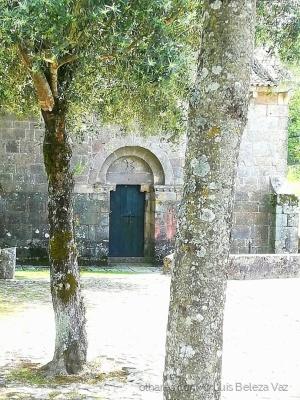 História/Um Olhar sobre a  Igreja do Convento de Arnoso