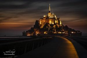 Paisagem Natural/Mont de Saint-Michel