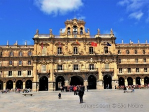 /Salamanca Praça Maior