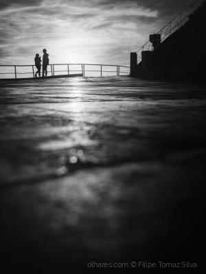 Outros/O amor acontece... por vezes, até no pôr-do-sol