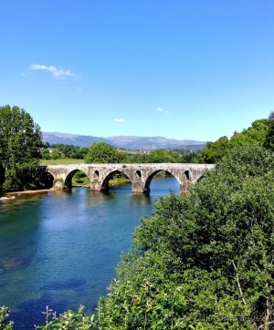 Paisagem Natural/Um Olhar sobre o rio Cávado