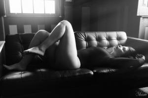 Retratos/Sofá