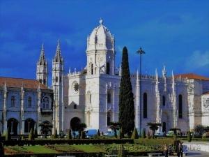 / O Mosteiro dos Jerónimos