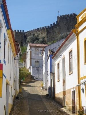 /A caminho do castelo