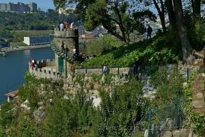 /O Castelo do Jardim