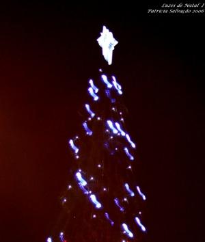 Paisagem Urbana/Luzes de Natal I