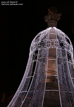 Paisagem Urbana/Luzes de Natal II