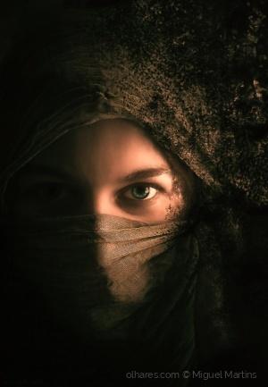 /Green eye