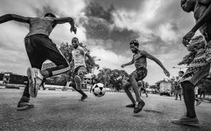 Retratos/Street ballet
