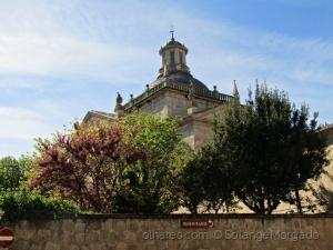 /Chegando a Cidade Rodrigo (Espanha)