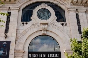 Paisagem Urbana/Mercado da Ribeira (Lisboa)