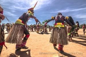 Outros/BRASIL - Povo indígena Kuikuro