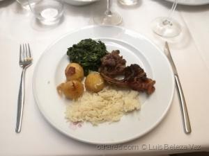Gastronomia/Cabritinho assado / Bom apetite