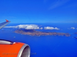 Outros/Porto Santo under clouds