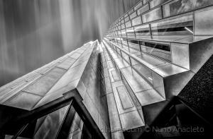 Arquitetura/Vertical Rain