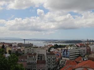 Paisagem Urbana/Eternos namorados, o Tejo e Lisboa
