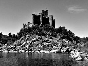 /Castle on an island