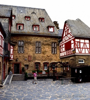 /castelo bacharach
