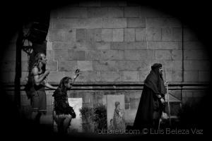 Espetáculos/Vida ou Morte?
