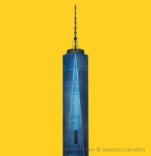 Paisagem Urbana/One Yellow World