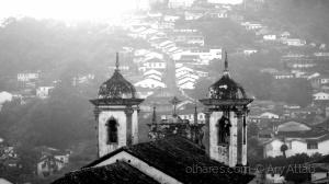 Paisagem Urbana/Ouro Preto, MG, Brasil.