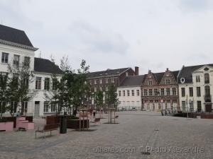 Paisagem Urbana/Casas de Ghent