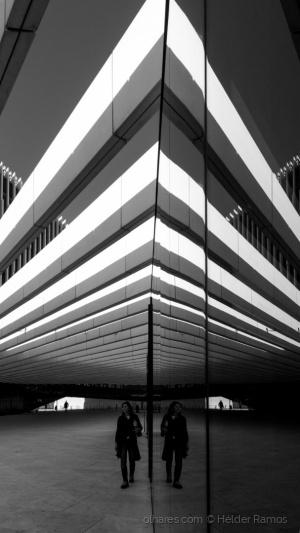 Arquitetura/Desconvergências