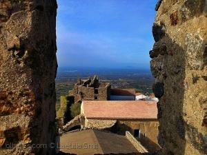 /view over the Alentejo.....