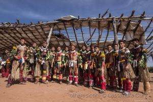 Retratos/BRASIL - Povo indÍgena Kuikuro