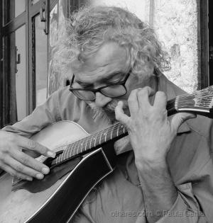 /Dos Santos se faz música...