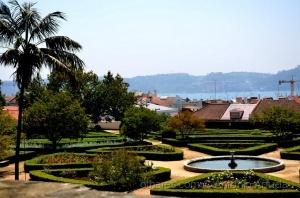 Paisagem Urbana/Jardim Botânico da Ajuda XIV