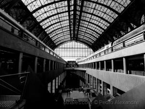 /Estação de comboios de Antuérpia