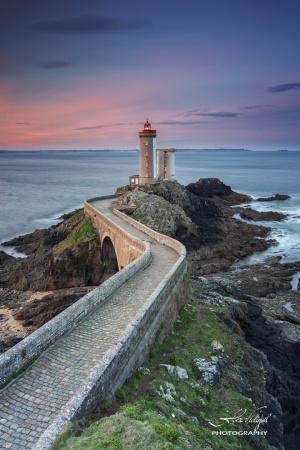 Paisagem Natural/Petit Minou Lighthouse