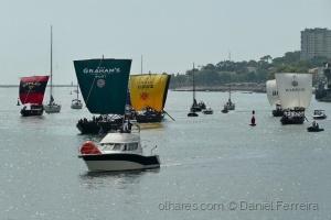 Desporto e Ação/Regata de Barcos Rabelo