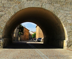 /Entrada para Cidade Rodrigo