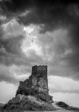 Paisagem Natural/Castelo de Algoso