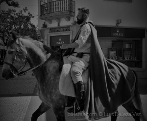 Espetáculos/Viagens a cavalo