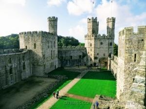 /Castelo de Caenarfon
