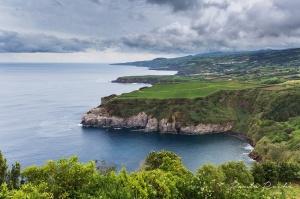 Paisagem Natural/Santa Iría (São Miguel - Açores)